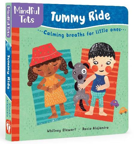 Barefoot Books - Mindful Tots - Tummy Ride