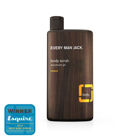 Every Man Jack Body Scrub-Citrus
