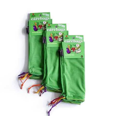 Reusable Produce Bags- Care Bags