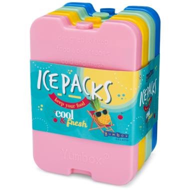 Yumbox - Ice Packs Set of 4