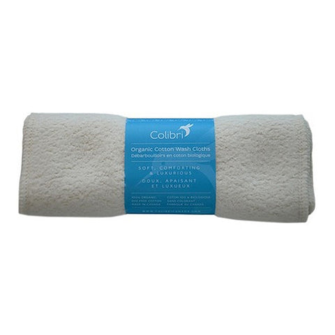 Organic Sherpa Wash Cloths (5-pack)