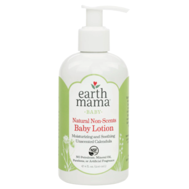 Earth Mama Organics Baby Non-Scents Lotion
