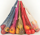 Eco Bags -  String Bags Long Handle