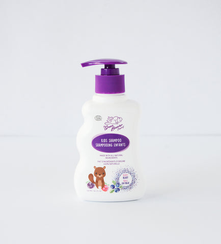 Green Beaver Jr Boreal Berries Natural Shampoo