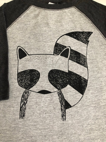 The Wild Baseball Tee - Gray