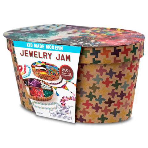 Kid Made Modern Jewelry Jam Craft Kit