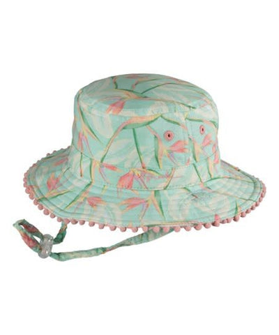 Millymook Girls Bucket Hat - Harmony Mint