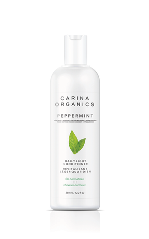 Carina Organics - Daily Light Conditioner - Peppermint