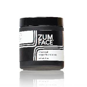 Zum Face Charcoal Sugar Facial Scrub