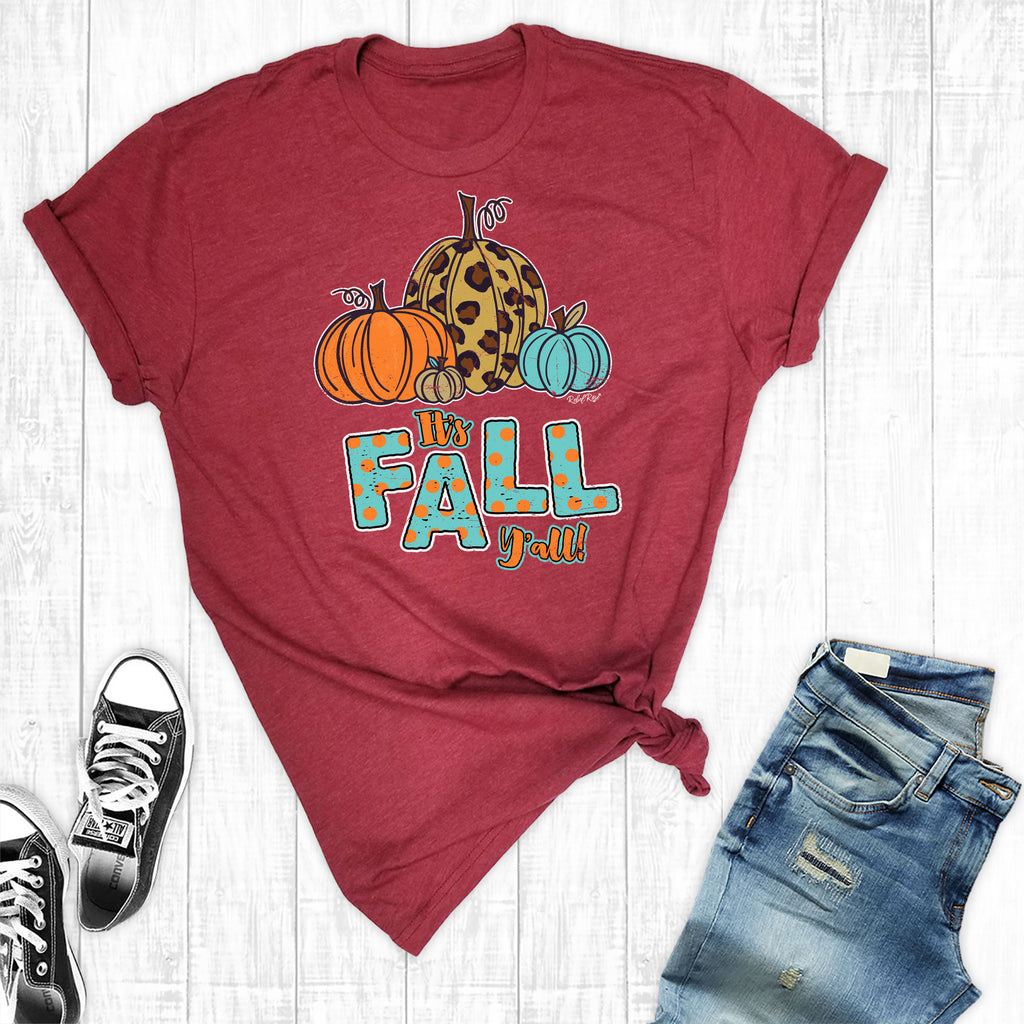 It's Fall Y'all!