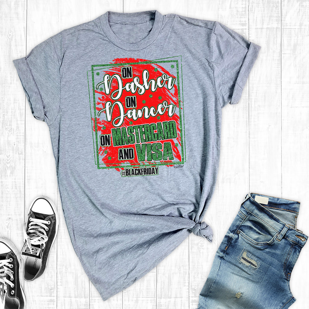 On Dasher On Dancer