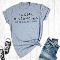 Social Distancing Friends