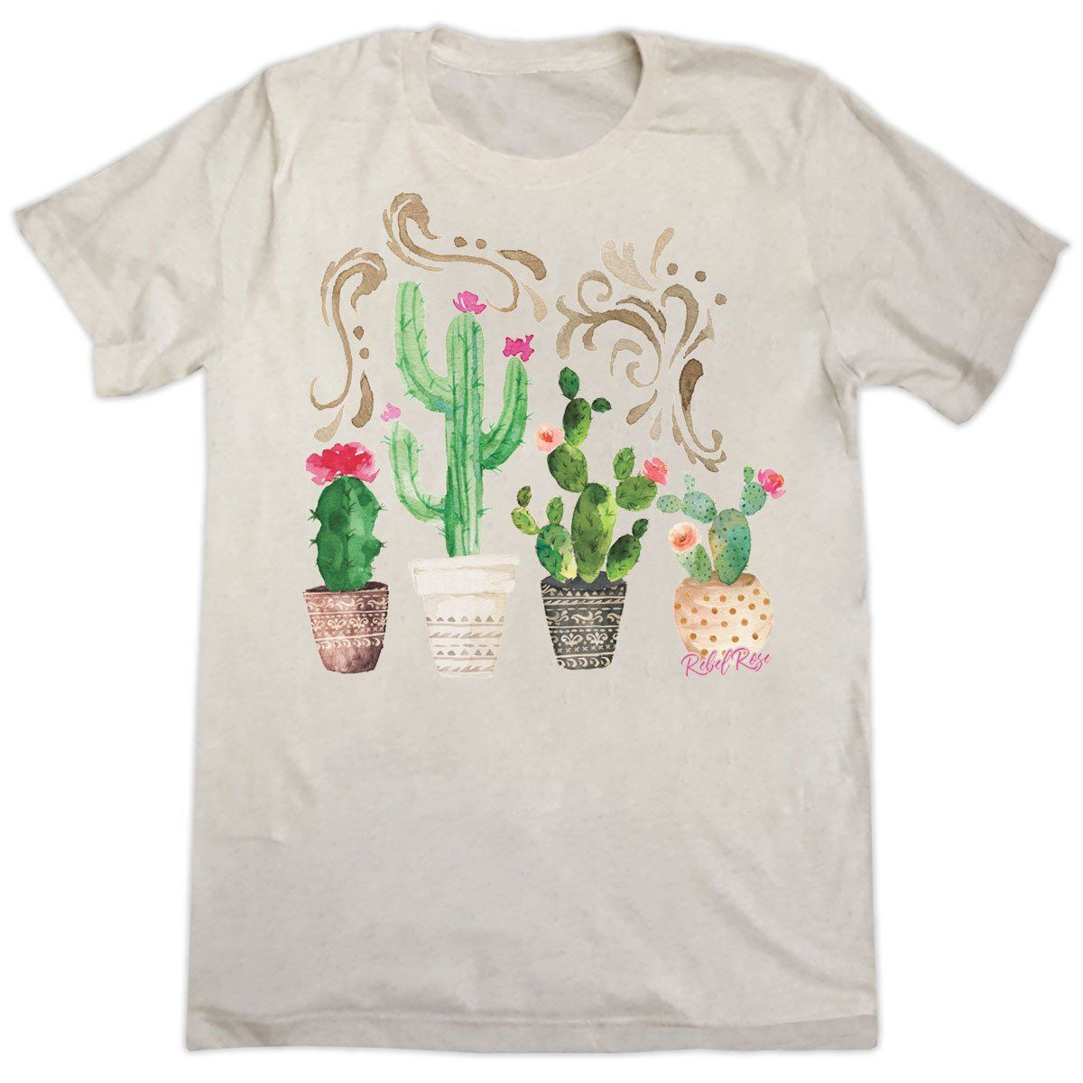 T-Shirts - Cactuses
