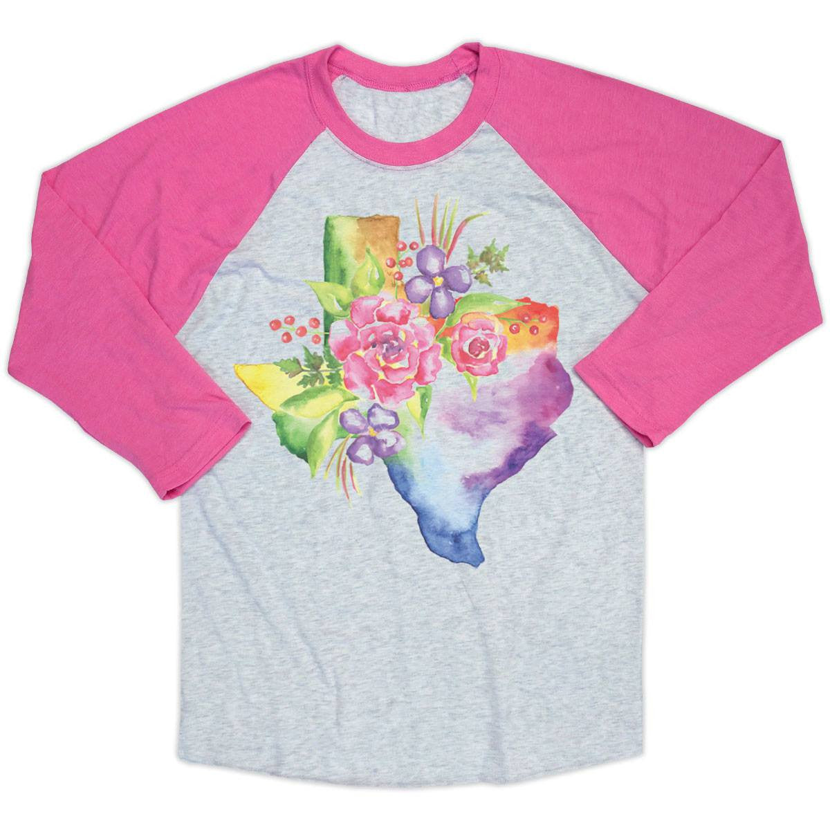 T-Shirts - Colorful Texas