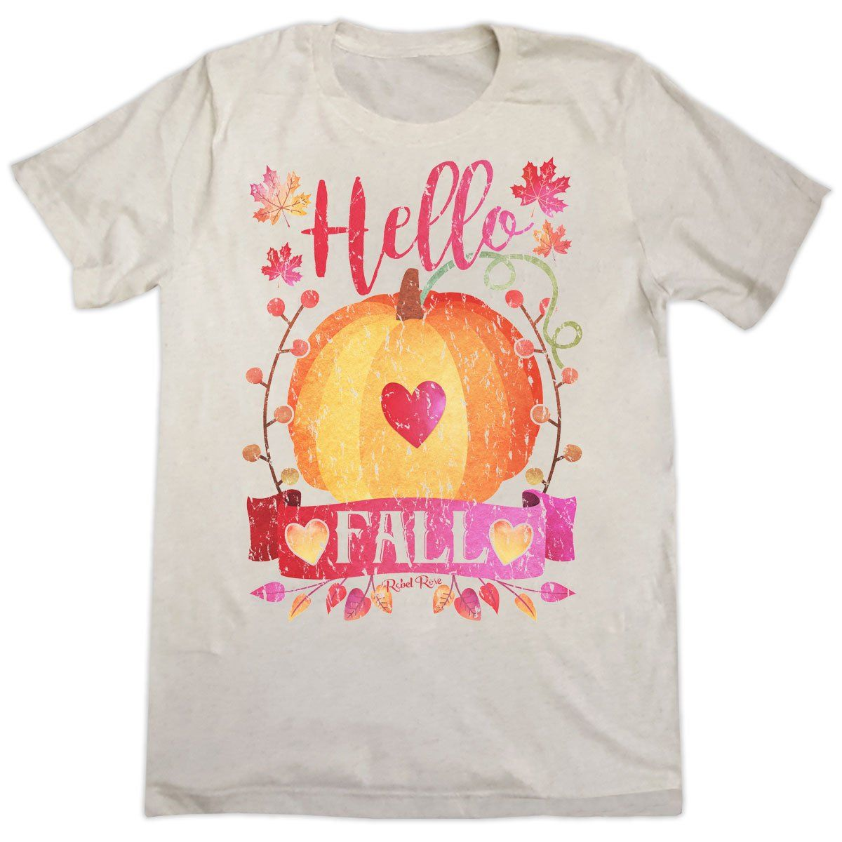 T-Shirts - Hello Fall