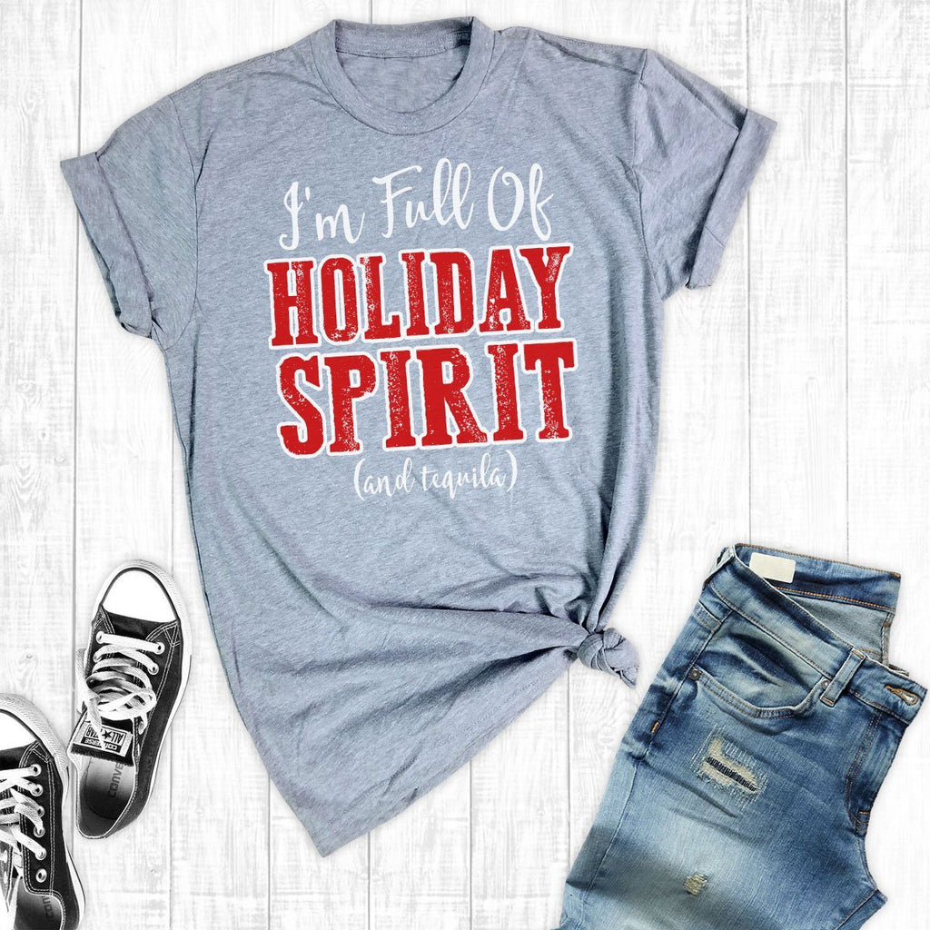 T-Shirts - Holiday Spirit