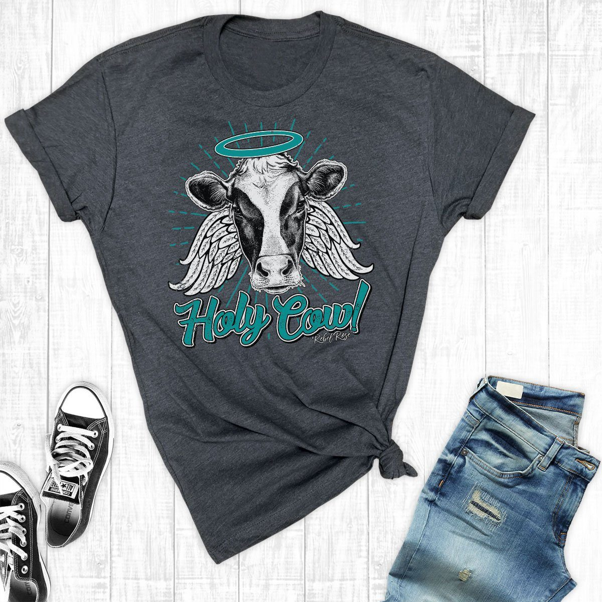 T-Shirts - Holy Cow!