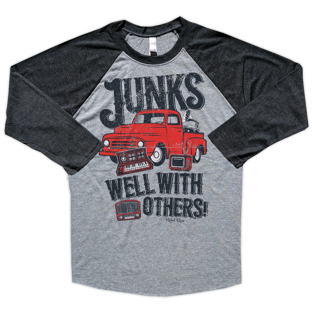 T-Shirts - Junks Well With Others