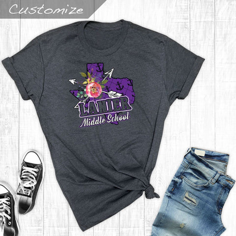 T-Shirts - Lanier Middle School