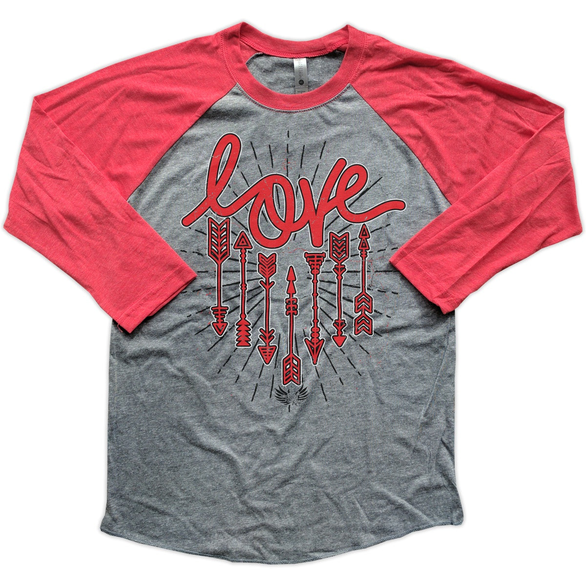 T-Shirts - Love With Arrows