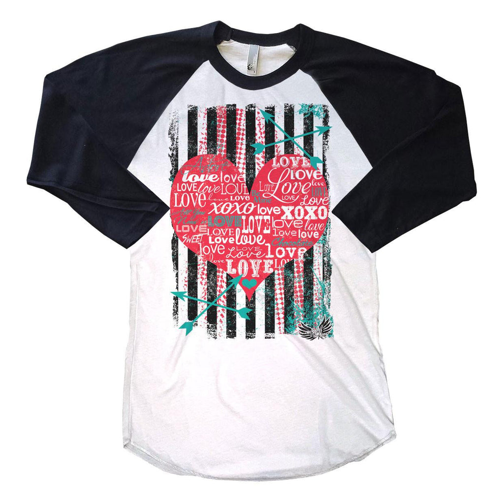 T-Shirts - Red Heart