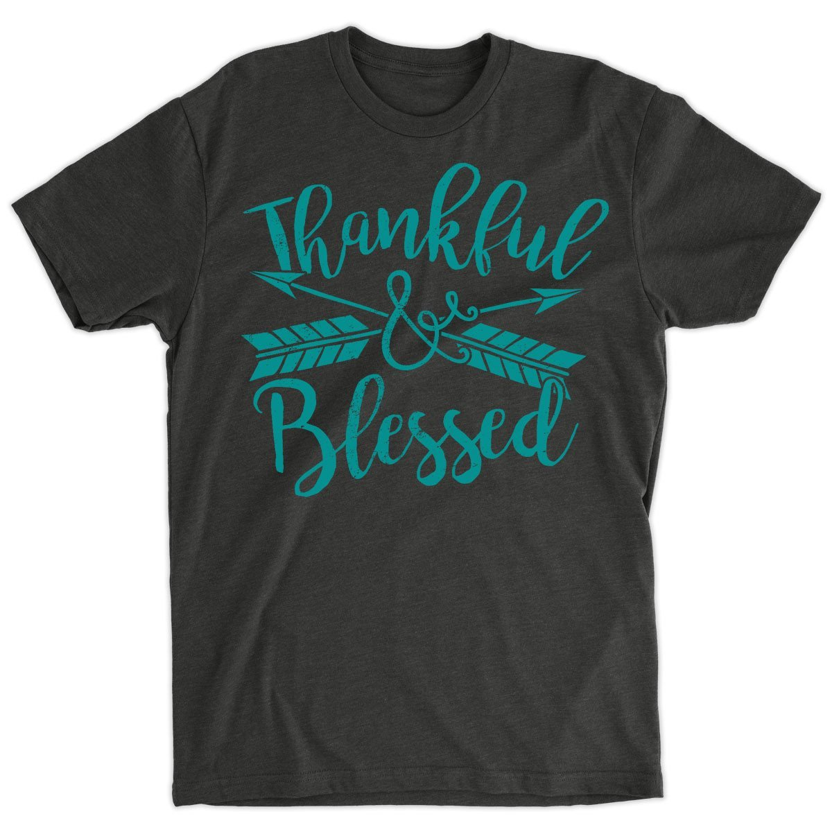 T-Shirts - Thankful & Blessed