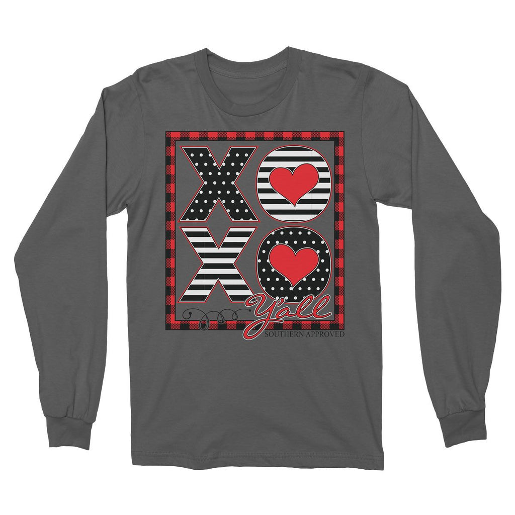 T-Shirts - Xo Xo Y'all Long Sleeve