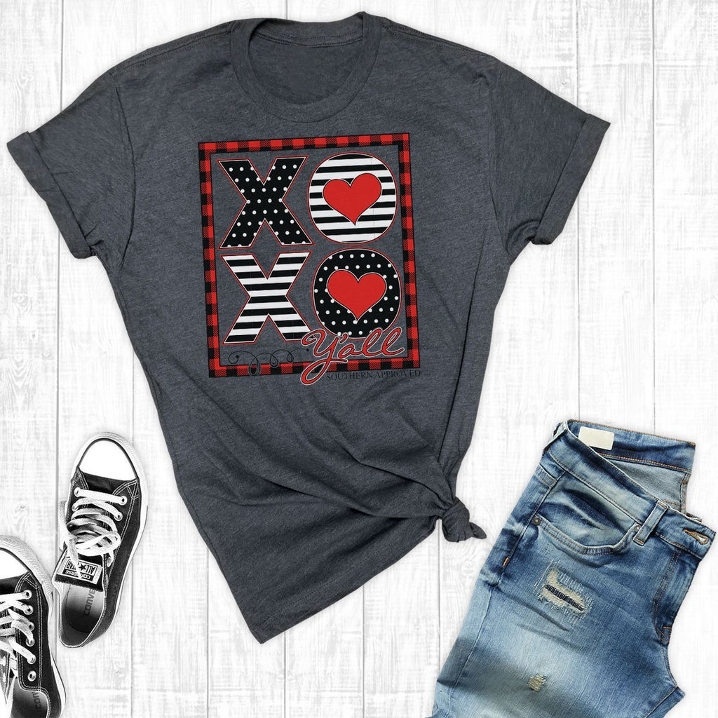 T-Shirts - XOXO Y'all