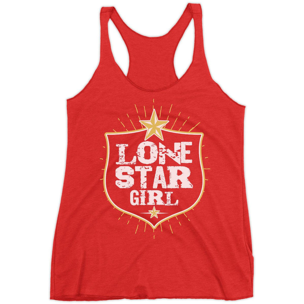 Tank Tops - Lone Star Girl