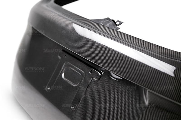 Anderson Composites Carbon Fiber Rear Hatch for 2016+ Ford Focus RS