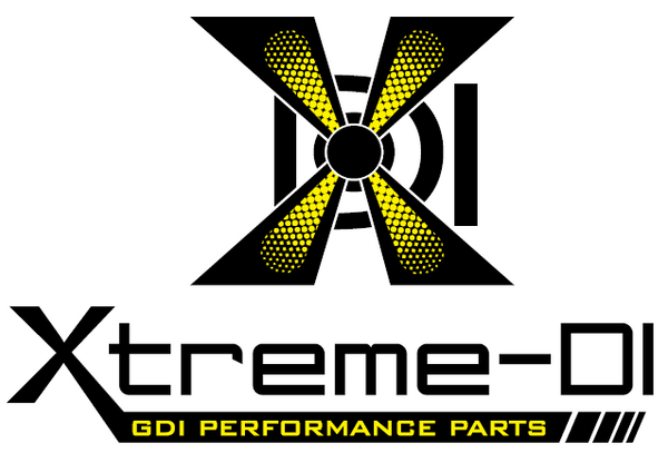 Xtreme-DI XDI2000 Upgraded Injectors for 2013+ Focus ST, 2016+ Focus RS, 2015+ Ecoboost Mustang