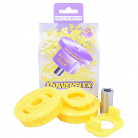 Powerflex Rear Lower Engine Mount Bushing (LARGE BUSHING) for 2013+ Ford Focus ST/RS