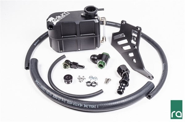 Radium Engineering Coolant Tank Kit for 2013+ Ford Focus ST / 2016+ Ford Focus RS