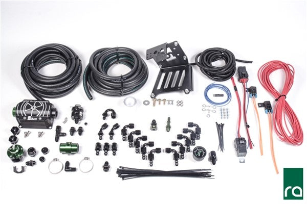 Radium Port Injection FST Install Kit for 2013+ Ford Focus ST / 2016+ Ford Focus RS