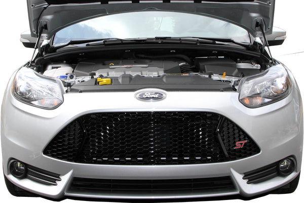 Redline Tuning QuickLIFT PLUS Hood Struts for 2013+ Focus (All Models inc. RS/ST)