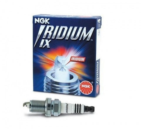 NGK LTR7IX-11 (6510) 1-step colder Spark Plugs - Pre-gapped to TUNE+ Spec