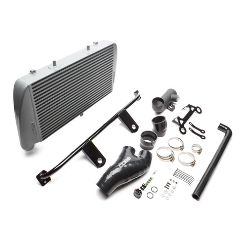 Cobb Tuning GunMetal Front Mount Intercooler for 2017+ Ford F-150 Raptor