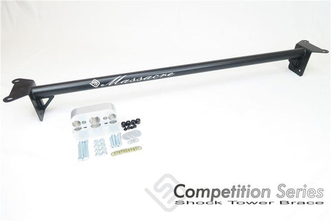 Massive Competition Series Rear Shock Tower Brace for 2013+ Ford Focus ST/RS