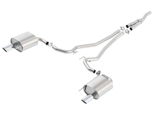 Borla ATAK Catback Exhaust for 2015+ Ford Ecoboost Mustang