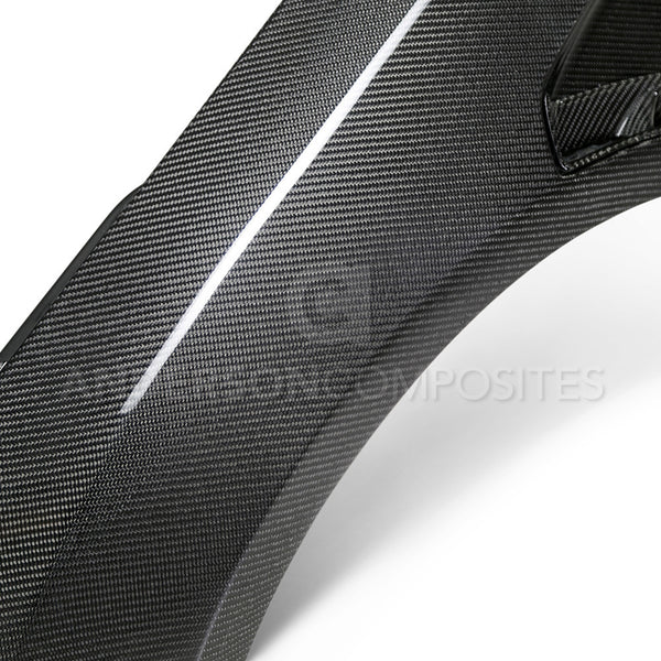 Anderson Composites Type-GR Carbon Fiber Fenders for 2016+ Focus RS
