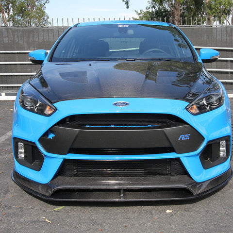 Anderson Composites Type-AR Carbon Fiber Splitter for 2016+ Focus RS