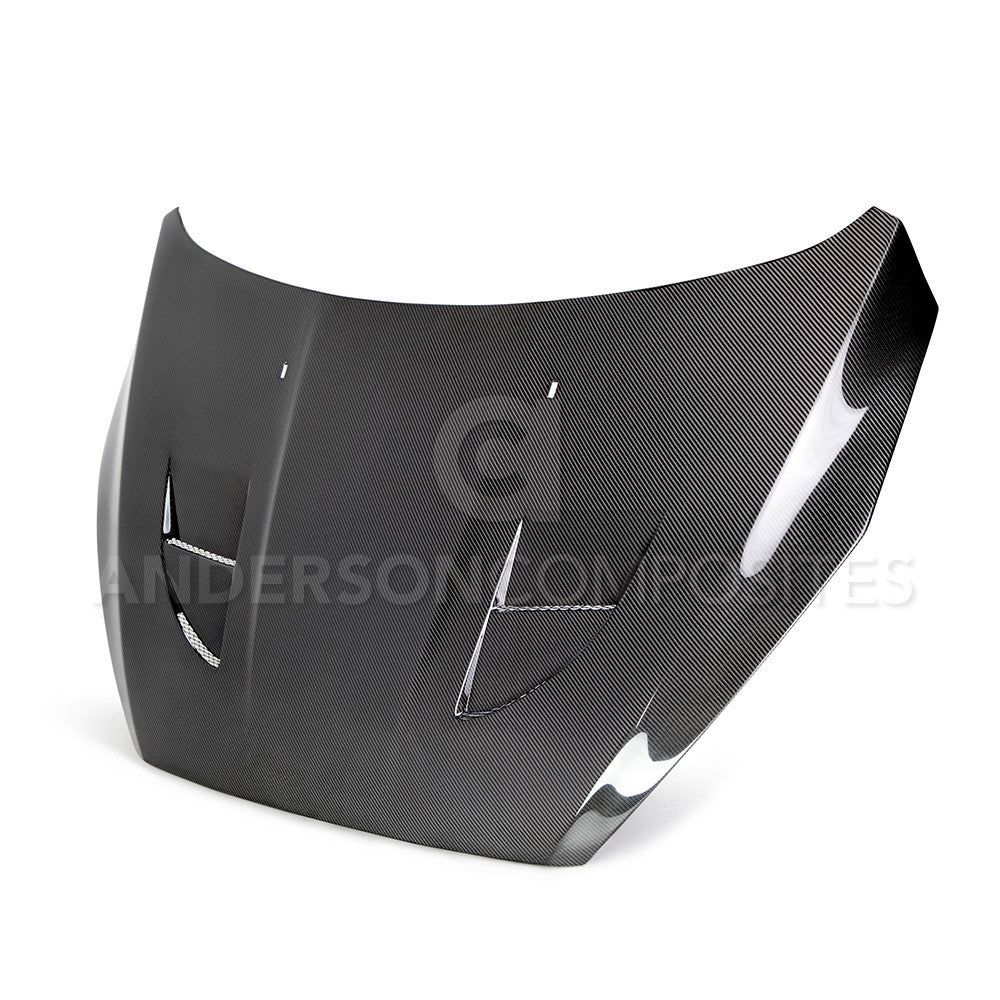 Anderson Composites Types-SA Carbon Fiber Hood for 2016+ Focus RS