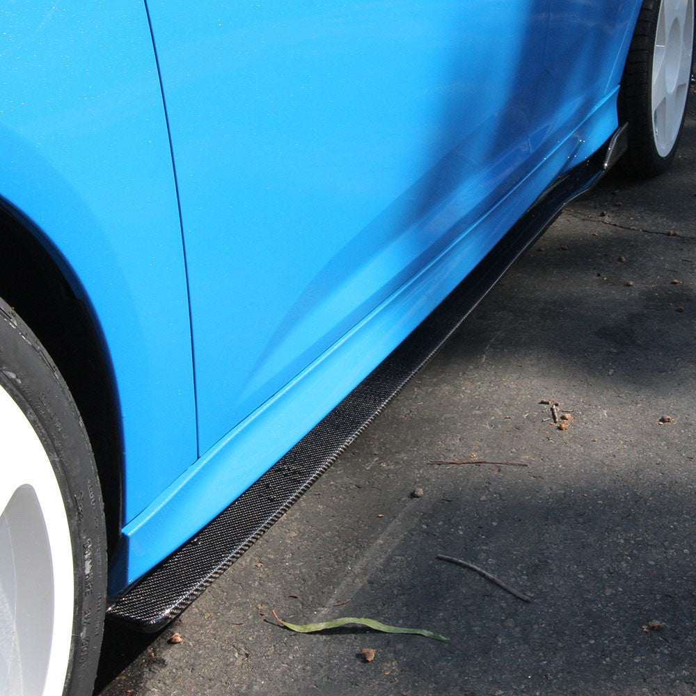 Anderson Composites Type-AR Carbon Fiber Side Skirts for 2016+ Focus RS