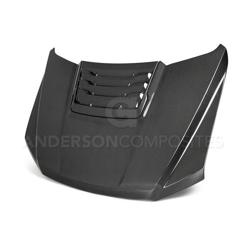 Anderson Composites Type-OE Carbon Fiber Hood for 2017+ Ford F-150 Raptor