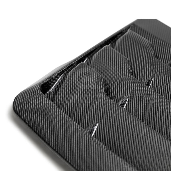 Anderson Composites Type-OE Carbon Fiber Hood Vent for 2017+ Ford F-150 Raptor