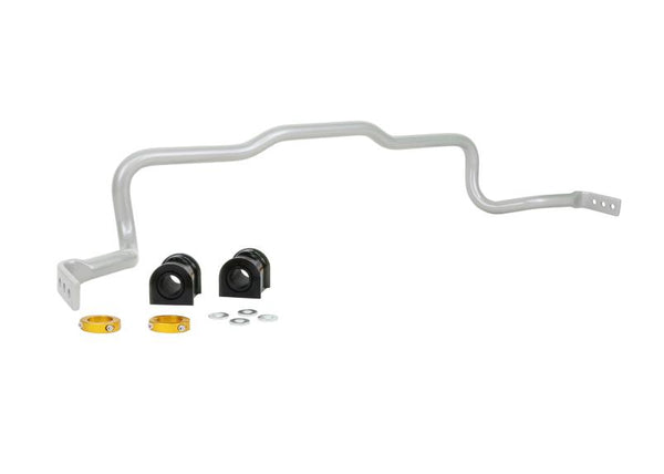 Whiteline Front Sway Bar - 26mm Heavy Duty Blade Adjustable for 2016+ Ford Focus RS