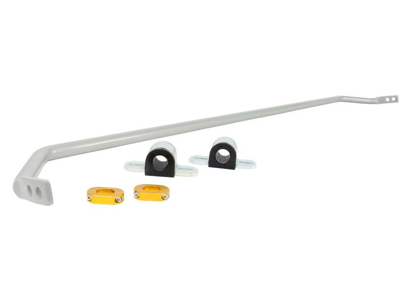Whiteline Rear Sway Bar - 22mm Heavy Duty Blade Adjustable for 2016+ Ford Focus RS