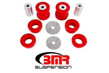 BMR Suspension Poly Rear Cradle Bushing Kit for 2015+ Ford Mustang