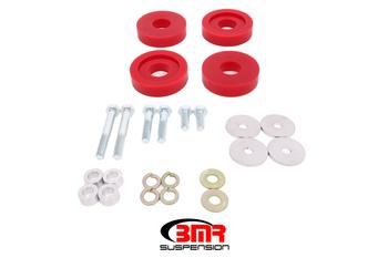 BMR Suspension Polyurethane Differential Bushing Lockout Kit for 2015+ Ford Mustang