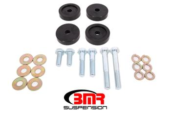 BMR Suspension Billet Aluminum Differential Bushing Lockout Kit for 2015+ Ford Mustang